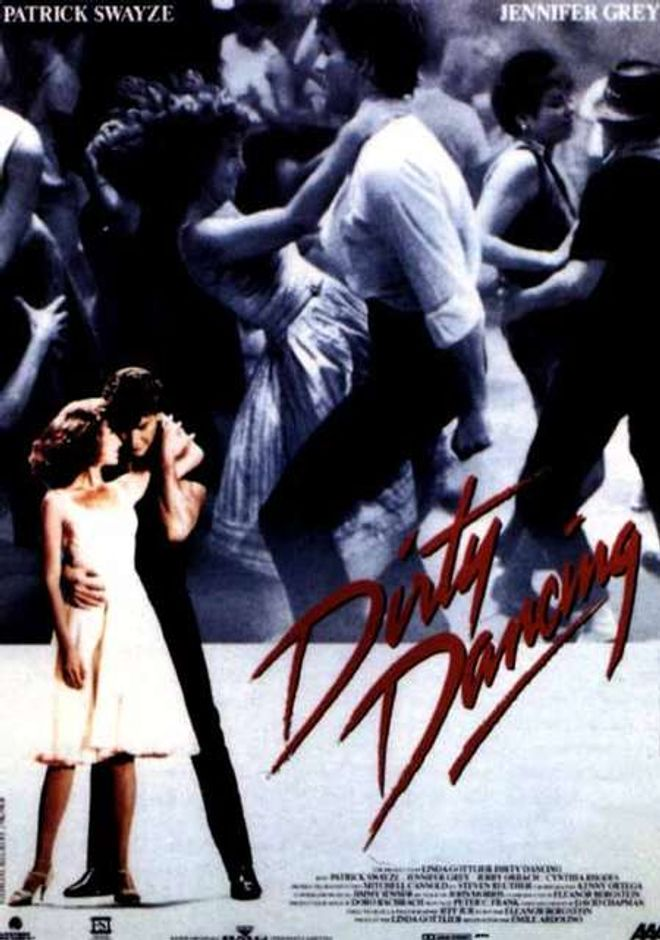 dirty dancing movie poster - photo #10