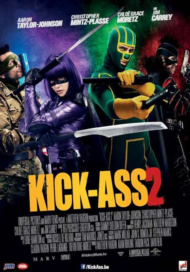 Watch Kick-Ass 2 2013 online free full movie