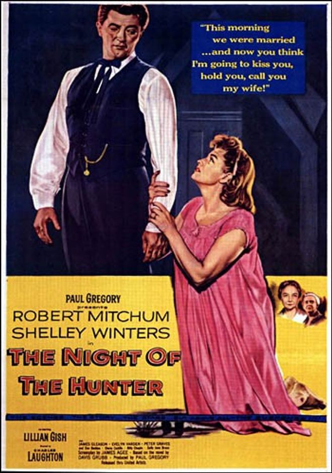 an analysis of the night of the hunter by charles laughton Original cast and crew talks about charles laughton's the night of the hunter (1955)  charles laughton & marilyn monroe  critics' picks s2 • e16 'night of the hunter' .