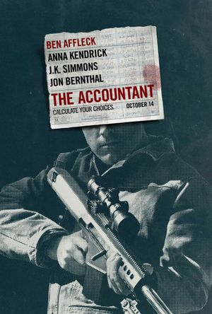 The Accountant - Action, Thriller, Adventure