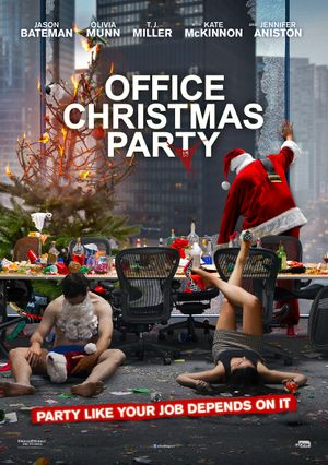 Office Christmas Party - Comedy