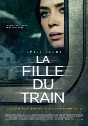 La Fille du Train - Thriller
