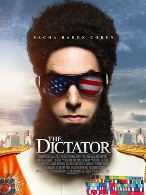 The dictator (2012) - Reviewer.fr