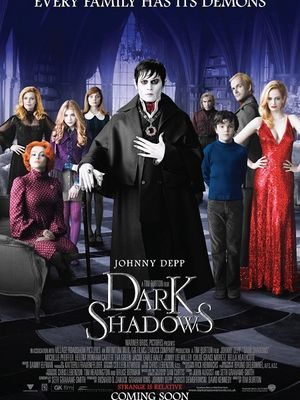 Dark shadows (2012) - Reviewer.fr