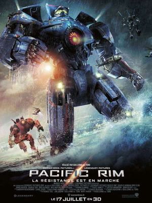 Pacific Rim (2013) - Reviewer.fr