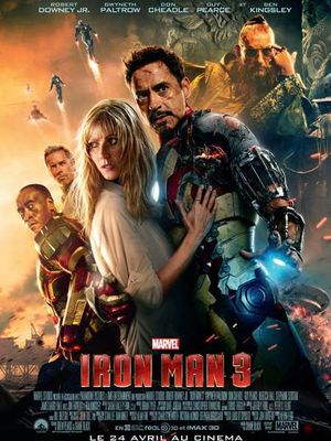 Iron man 3 (2013) - Reviewer.fr