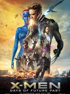 X-Men - Days of future past (2014) - Reviewer.fr