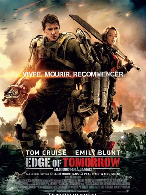 Edge of tomorrow (2014) - Reviewer.fr