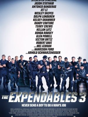 Expendables 3 (2014) - Reviewer.fr
