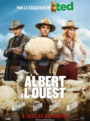 Albert à l'Ouest (2014) - Reviewer.fr