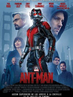 Ant-Man (2015) - Reviewer.fr