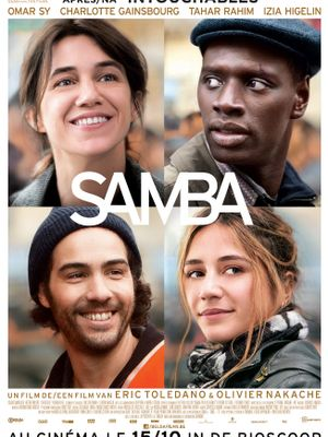 Samba (2014) - Reviewer.fr